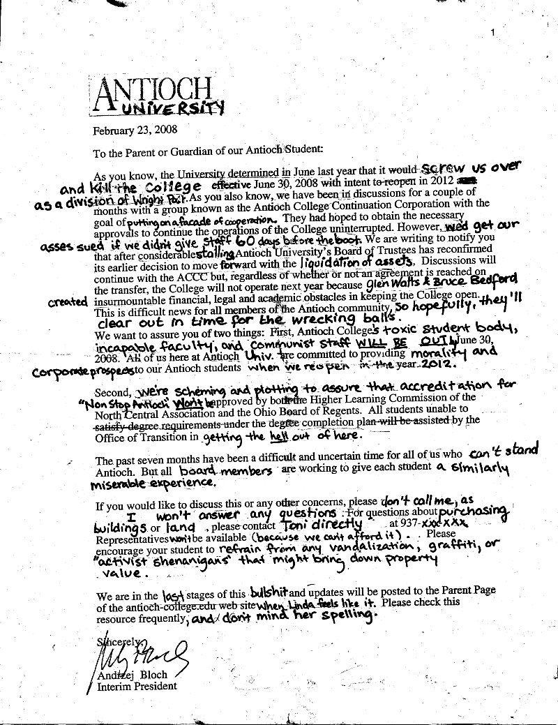 Authentic Document Verified by Community
